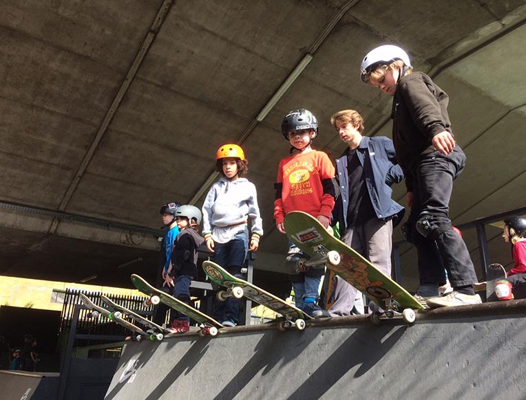 Bay Sixty6 Skate Park