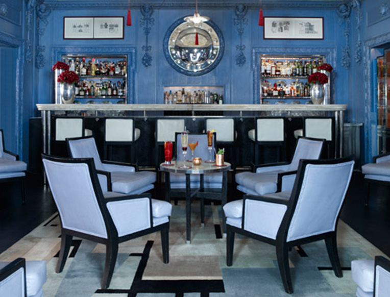 Berkeley Blue Bar