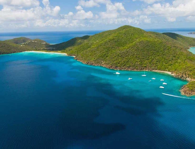 Best Hotels In British Virgin Islands