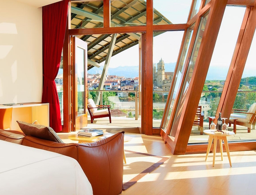 Hotel marques de riscal goop for Hotel marques riscal