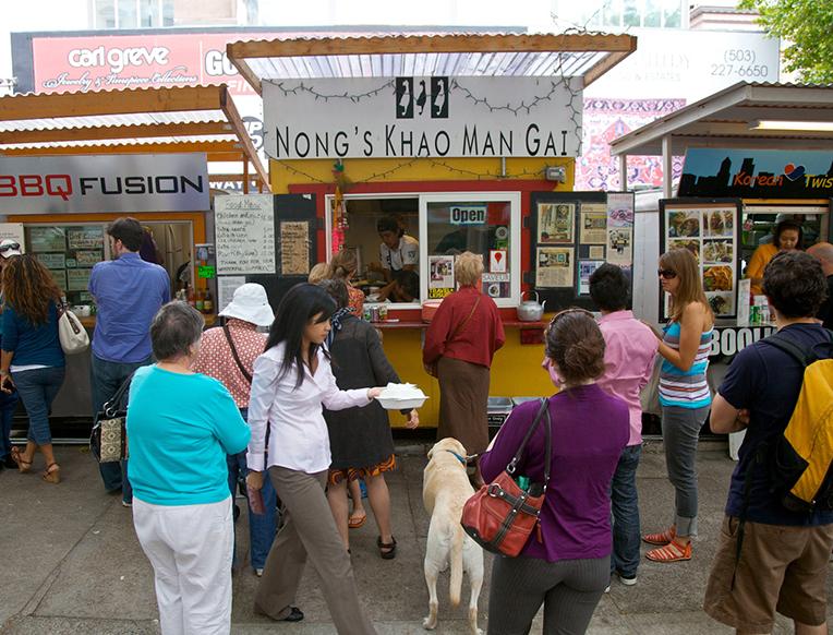 Food Cart Pods