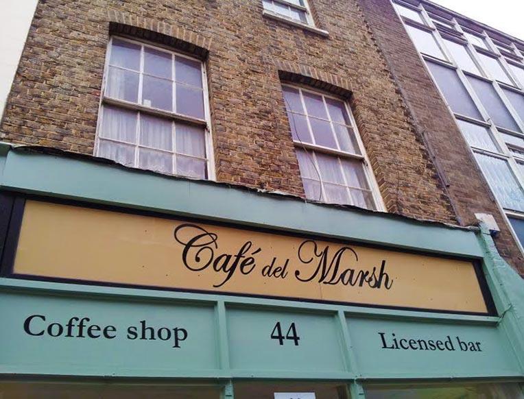 Café del Marsh