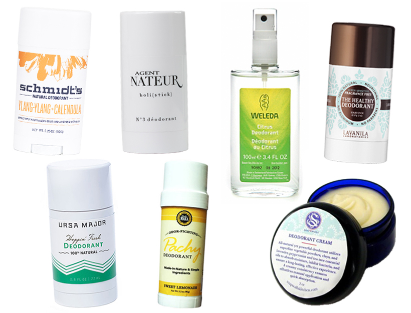 The Guide to Non-Toxic Deodorant—Plus Our 7 Favorites