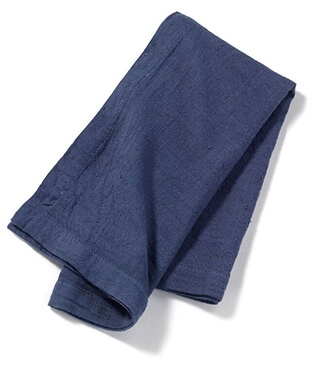 Khadi Napkin Blue Set