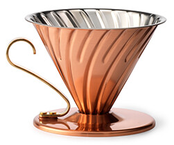 Copper Pour Over