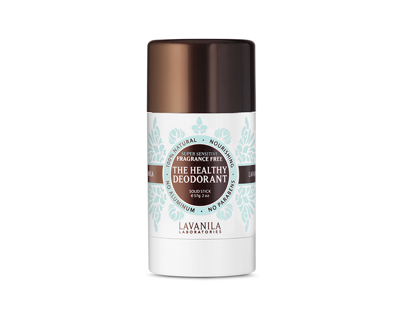 LaVanilla Unscented Deodorant