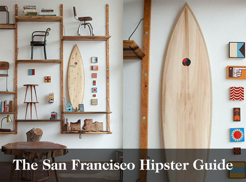 The SF Hipster Guide