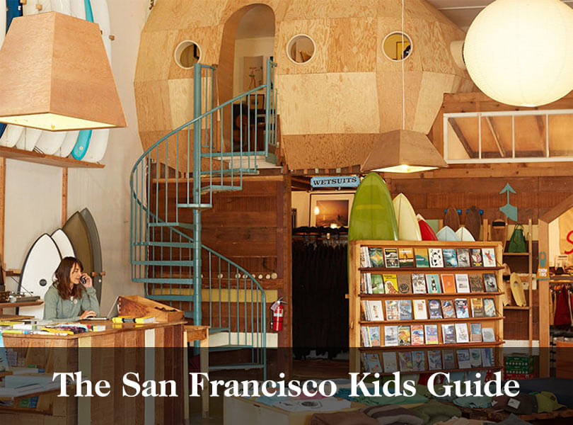 The SF Kids Guide