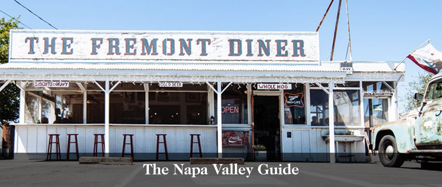 The Napa Valley Guide