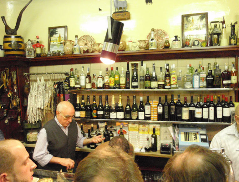 Bar El Xampanyet
