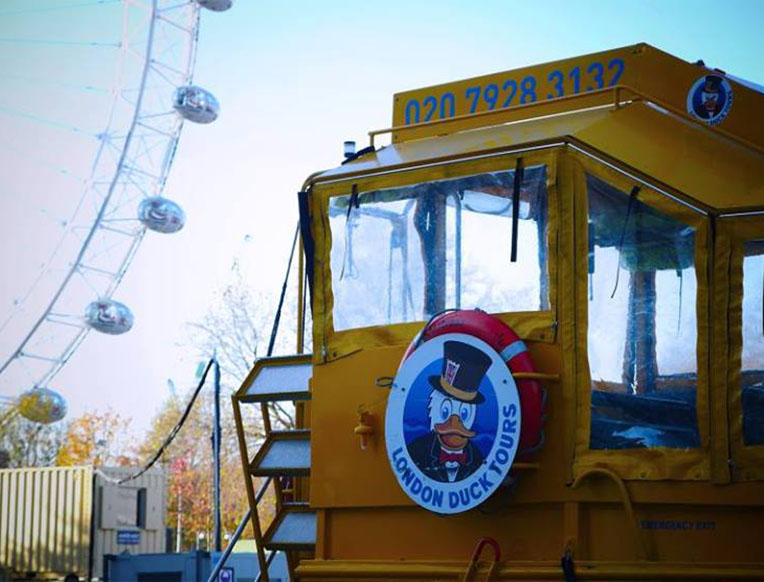 London Duck Tours