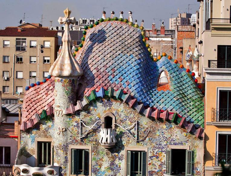 Antoni Gaudí Tour