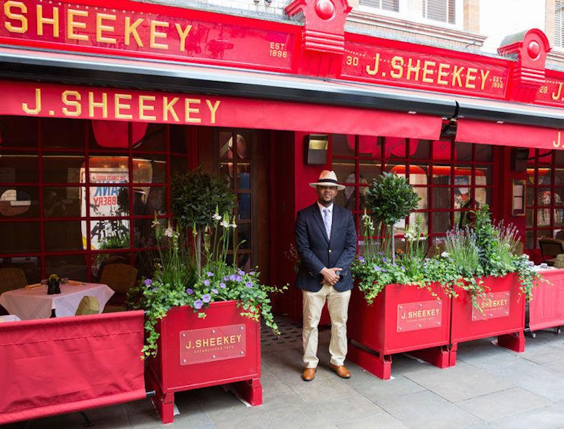 J. Sheekey