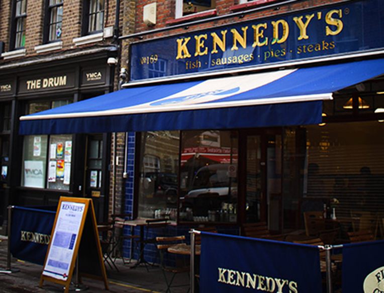 Kennedy's of Goswell Road