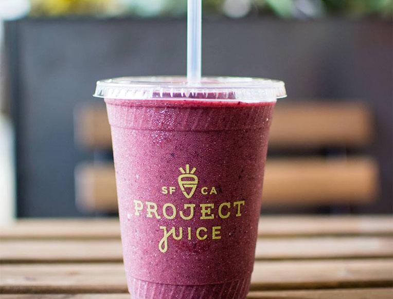Project Juice Test Kitchen