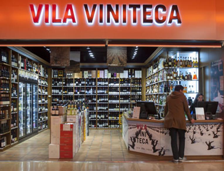 Vila Viniteca at L'illa Diagonal