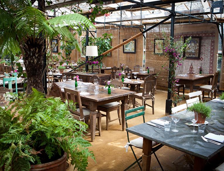 Petersham Nurseries Café