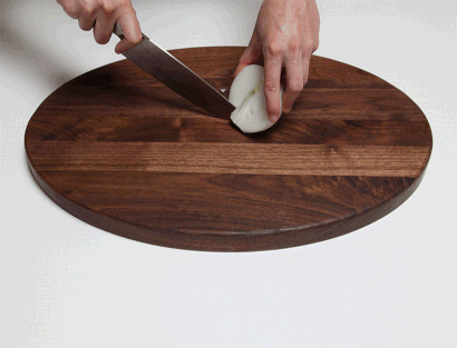Slicing an Onion