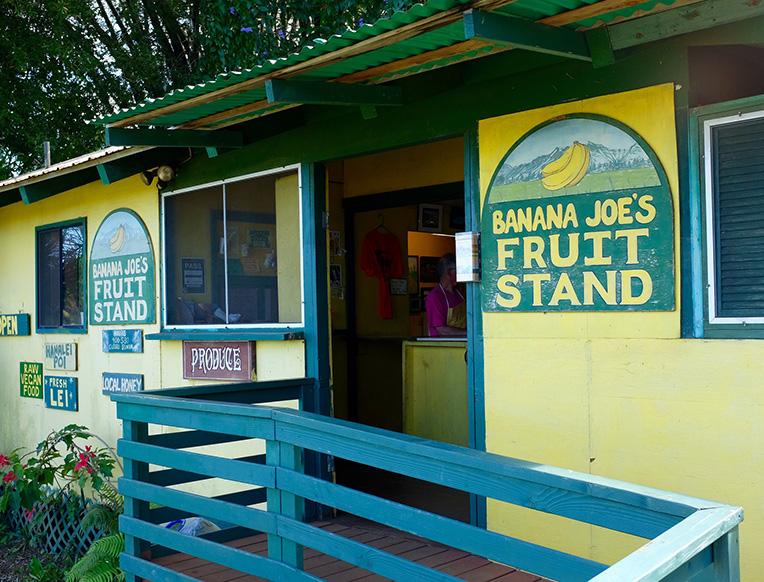 Banana Joe's Fruit Stand