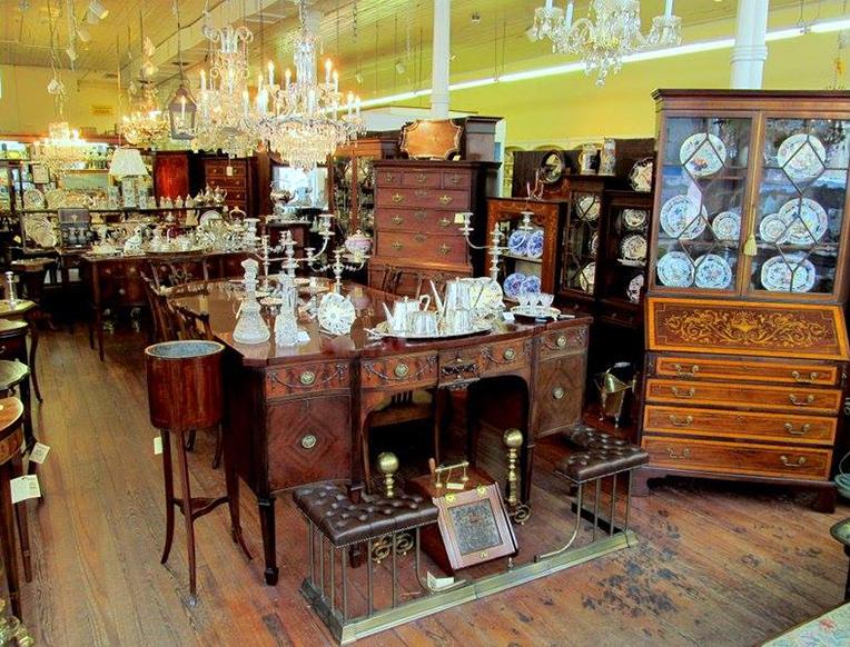 George C. Birlant Antiques
