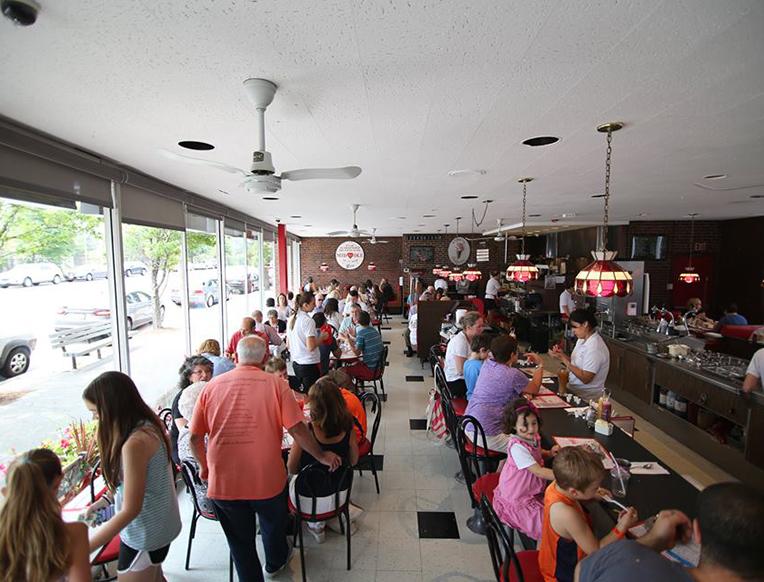 Cabot's Ice Cream & Restaurant