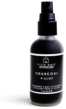 Little Barn Apothecary Charcoal Cleanser