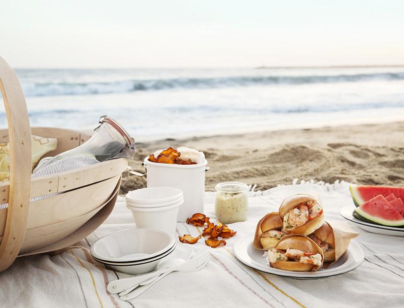 Four Easy, Beach-Picnic-Ready Recipes
