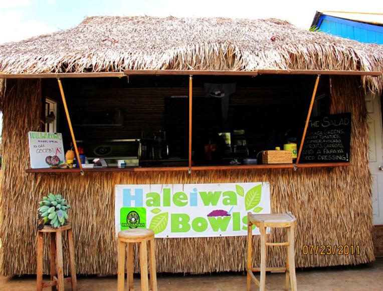 Hale'iwa Bowls
