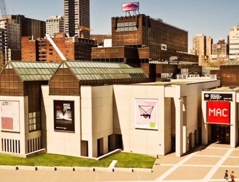 Le Musée d'Art Contemporain de Montreal