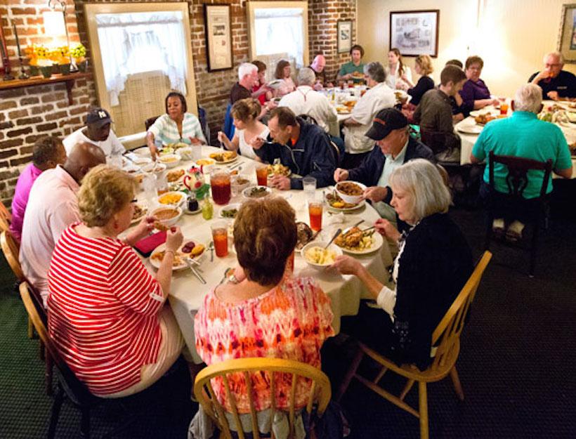 Mrs. Wilkes Dining Room