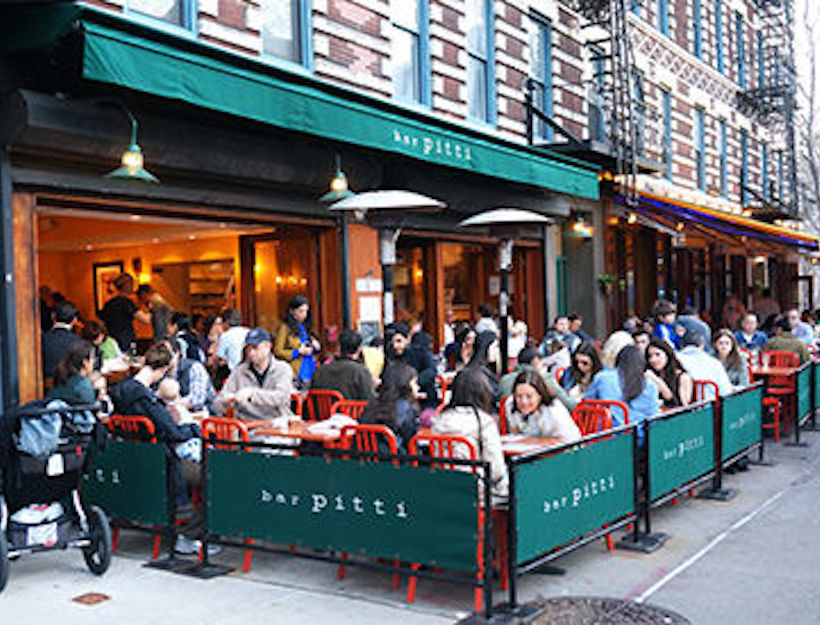 Bar Pitti, New York City - Greenwich Village - Restaurant ...