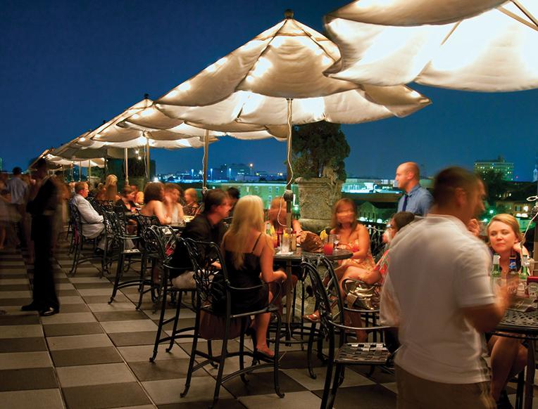 Pavilion Bar