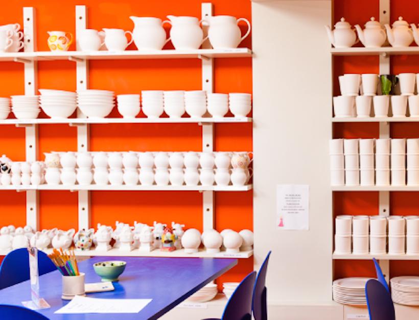 Pottery Café