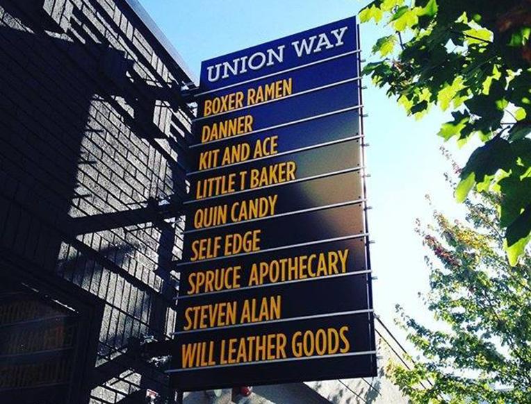 Union Way