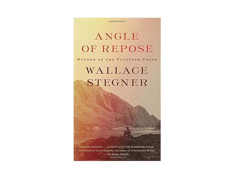 Angle of Repose by Wallace Stegner Summary & Study Guide