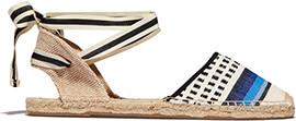Under $100: Lace Up Sandals