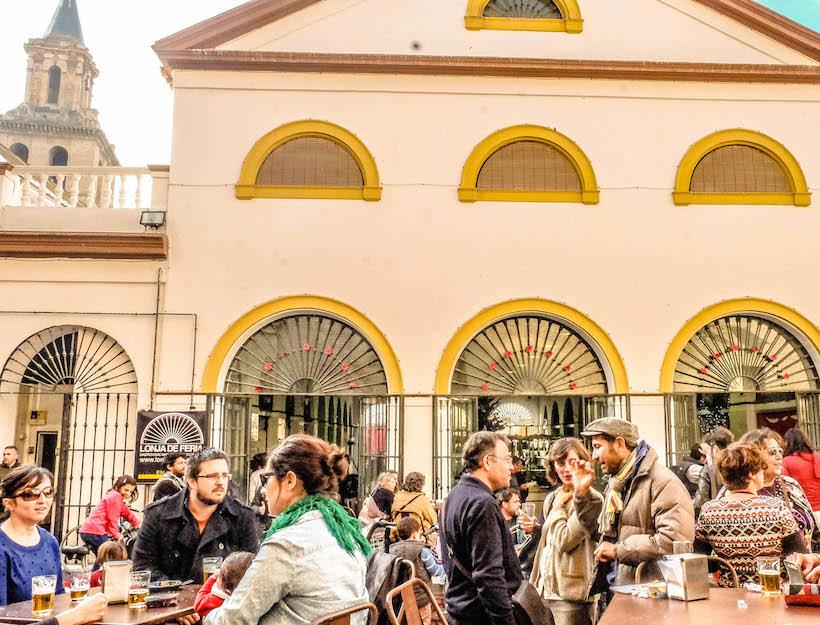 Mercado de la Calle Feria