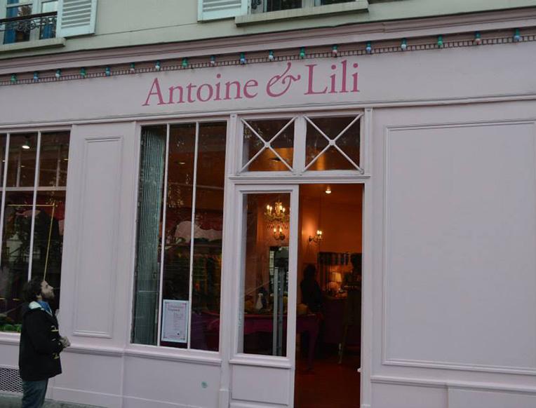 Antoine et Lili