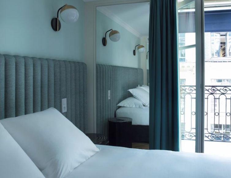 hotel bachaumont goop. Black Bedroom Furniture Sets. Home Design Ideas