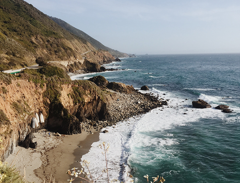 A Coastal California Road Trip