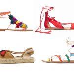 Under $100: Lace-Up Sandals
