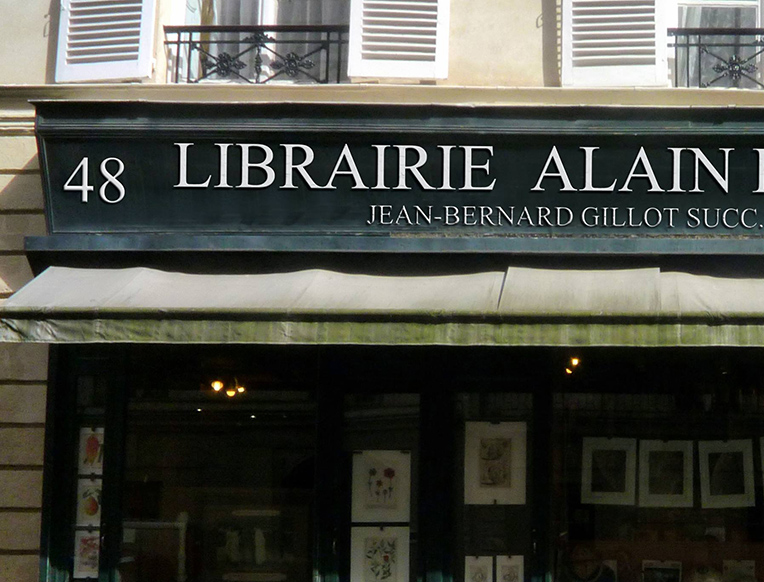 Librairie Alain Brieux
