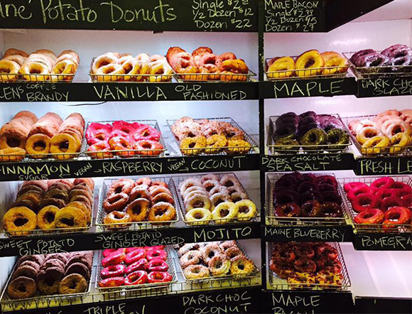 Holy Donuts or Scratch Baking Co.
