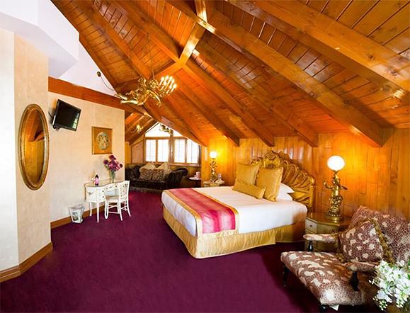 Madanna Inn