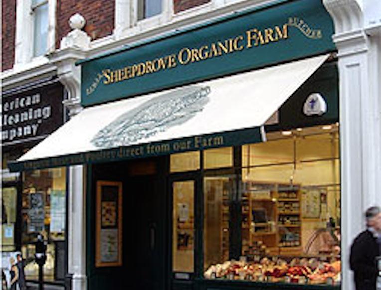 Sheepdrove Organic Farm Butchers