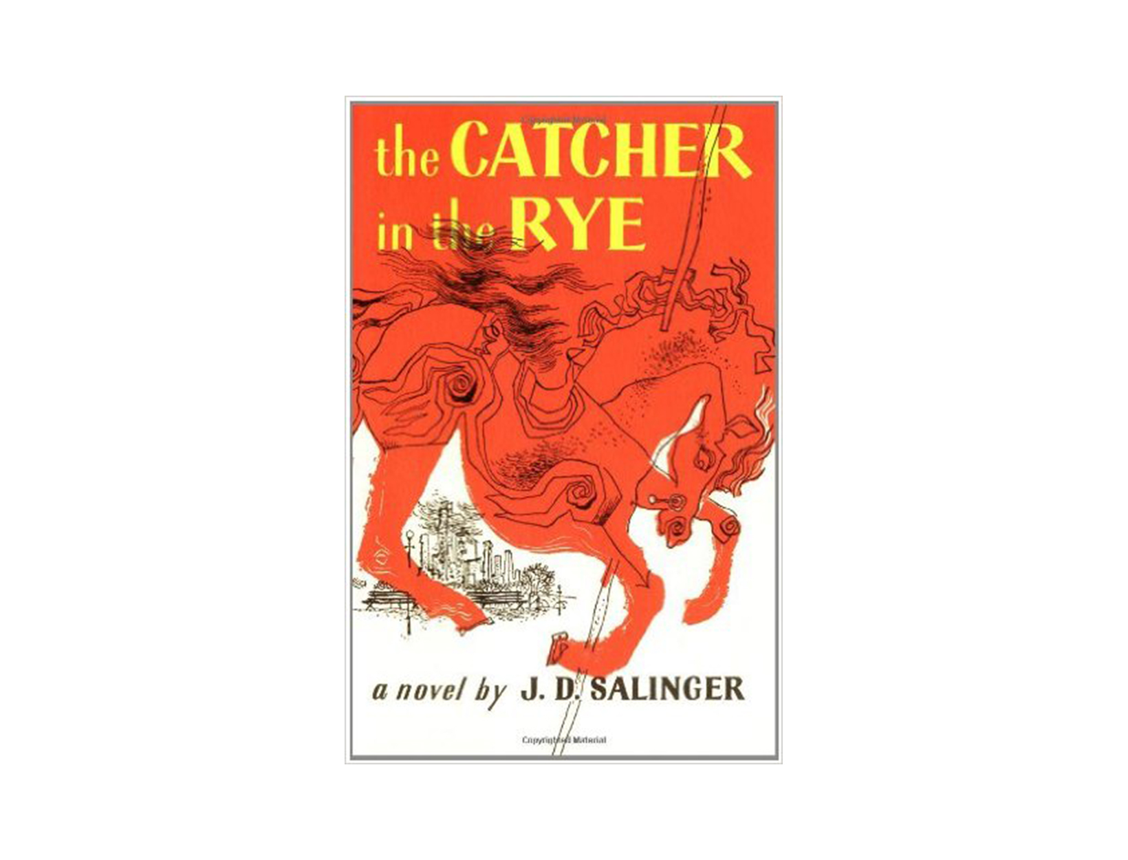 the catcher the rye essay