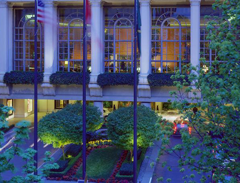 The Fairmont Olympic Hotel