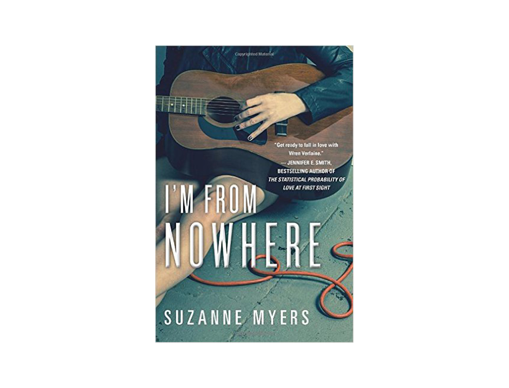 I'm from Nowhere by Suzanne Myers