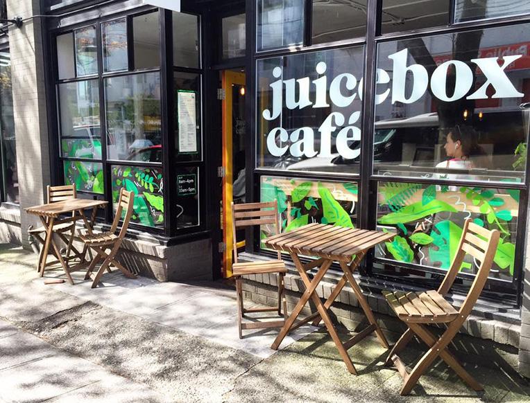 Juicebox Café