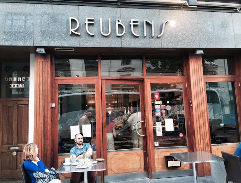 Reubens Restaurant